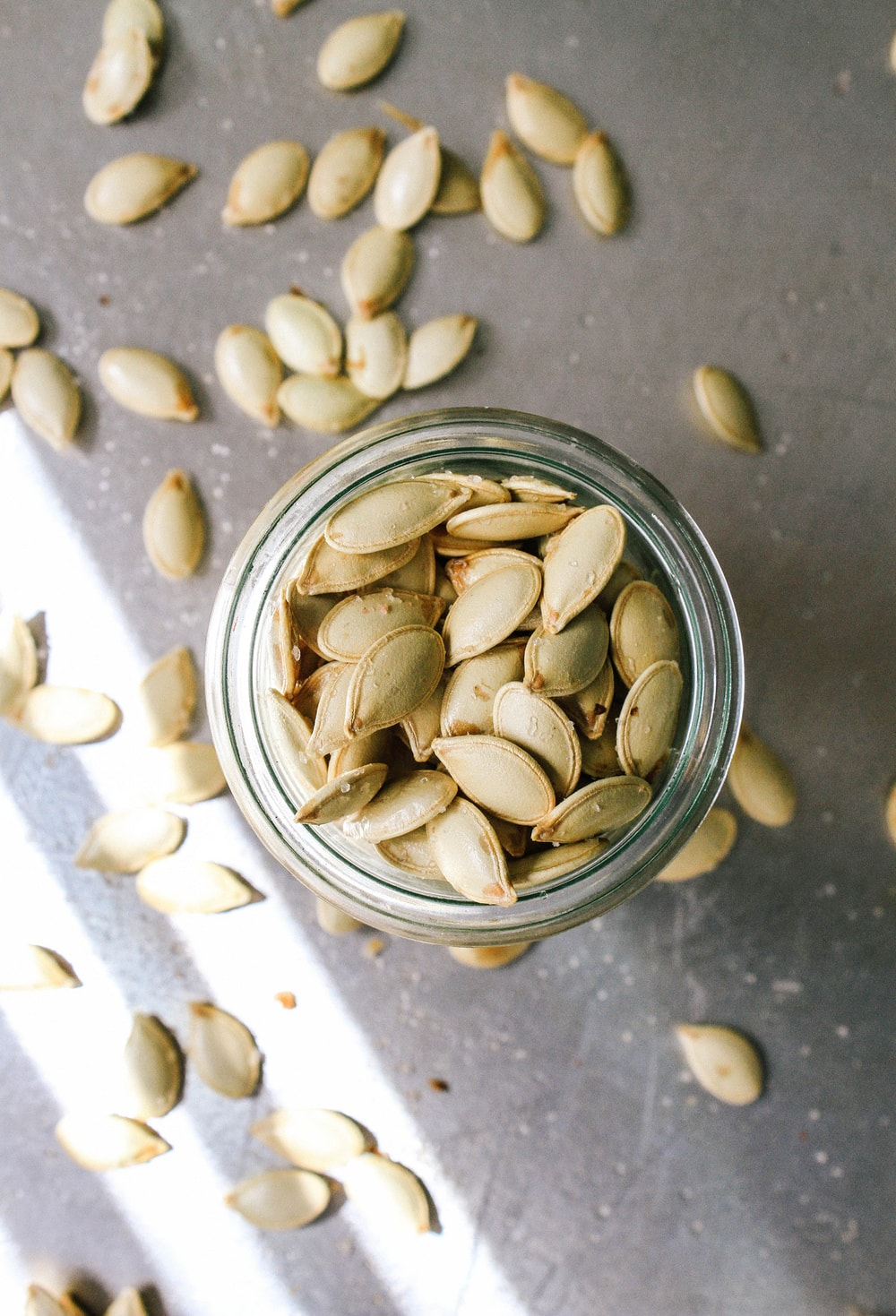 Roasted Pumpkins Seeds