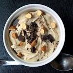 almond chunky monkey ice cream