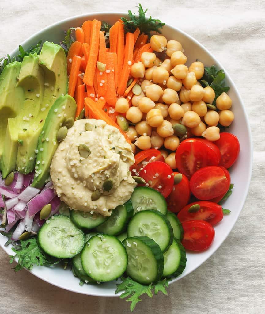 Everyday Nourish Bowl The Simple Veganista